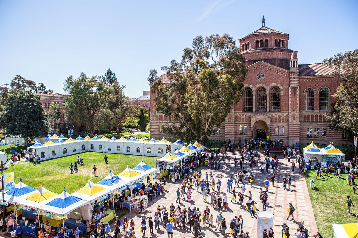 Study is North America | UCLA Admissions