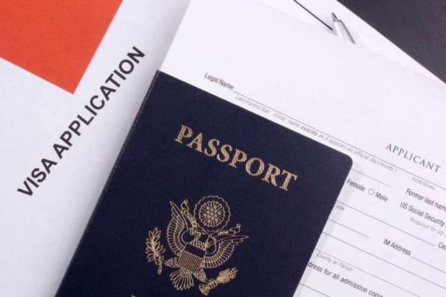 各式签证转换